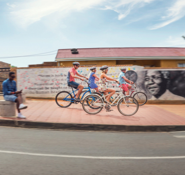 Cycling Tours & Rentals