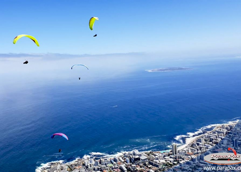 Parapax Tandem Paragliding image 2