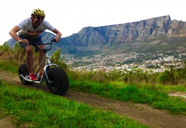 Scootour Table Mountain