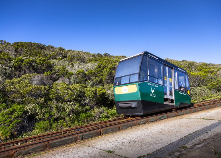 Cape Point Funicular - One Way Ticket - Down image 5