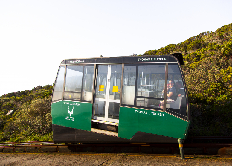 Cape Point Funicular - One Way Ticket - Down image 6