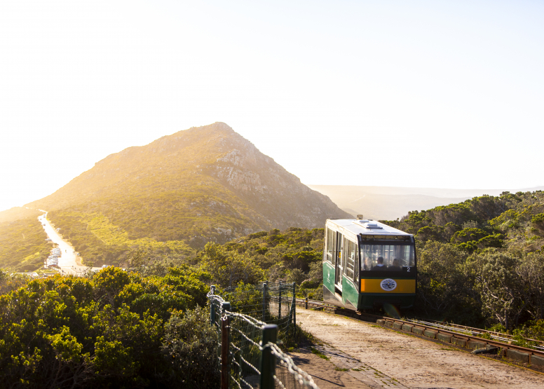 Cape Point Funicular - One Way Ticket - Down image 7