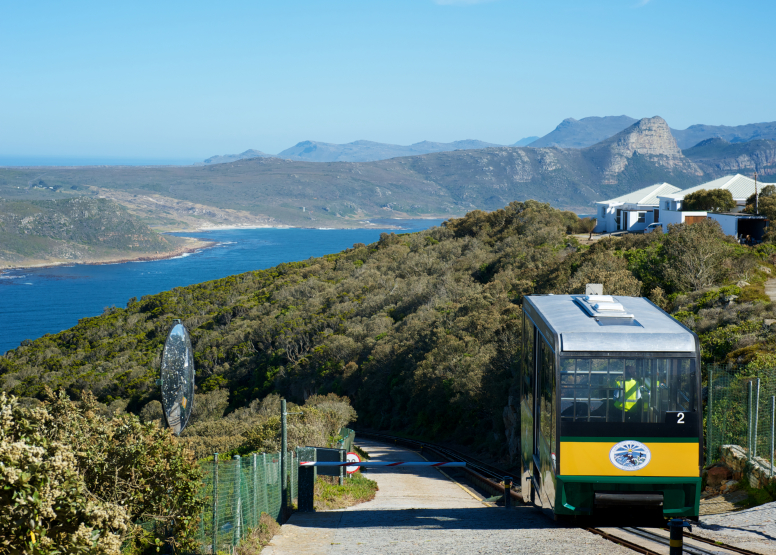 Cape Point Funicular - One Way Ticket - Down image 8