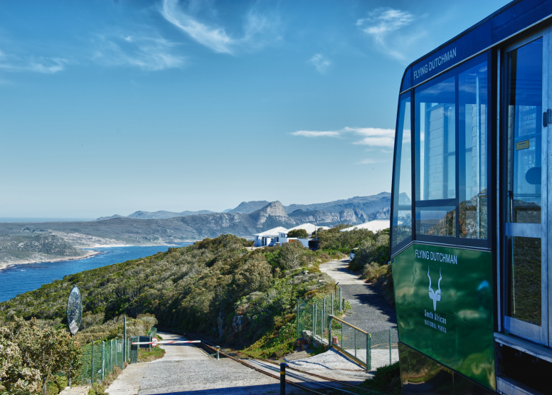 Cape Point Funicular - One Way Ticket - Down image 9