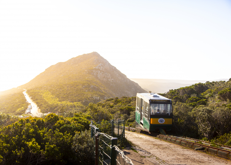 Cape Point Funicular - One Way Ticket - Up image 7