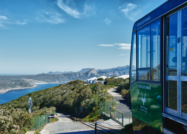 Cape Point Funicular - One Way Ticket - Up image 9