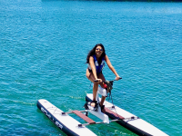 water bike simons town false bay