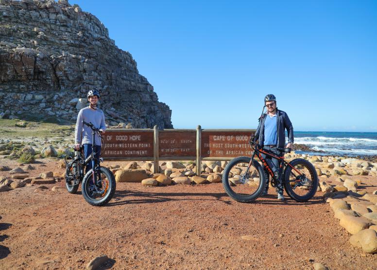 Electric Bike Cape Peninsula Tour image 3