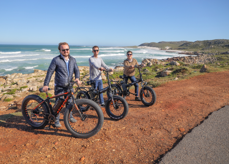 Electric Bike Cape Peninsula Tour image 1
