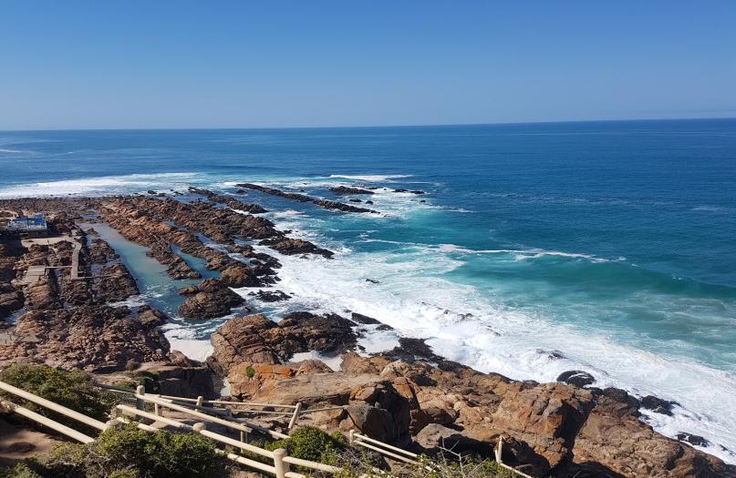 cliffs, mossel bay, garden route, adventure