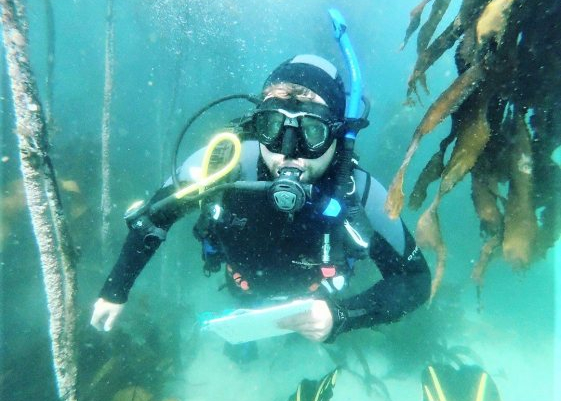 Scuba for science image 1