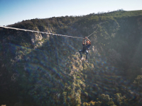 knysn zipline, adventure, knysna
